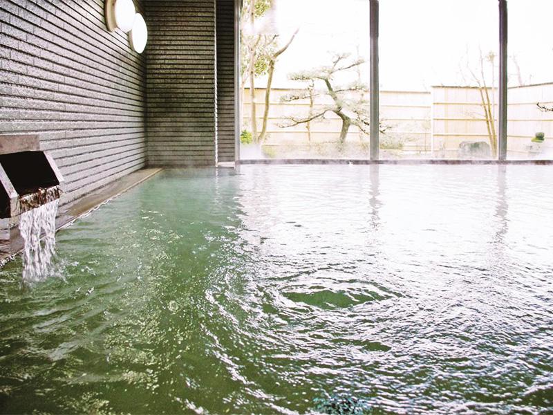 【やぶ温泉】道の駅「但馬楽座」が一軒宿の良質な温泉