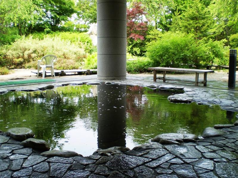 【聖籠温泉】果物の産地として有名な地に湧く温泉
