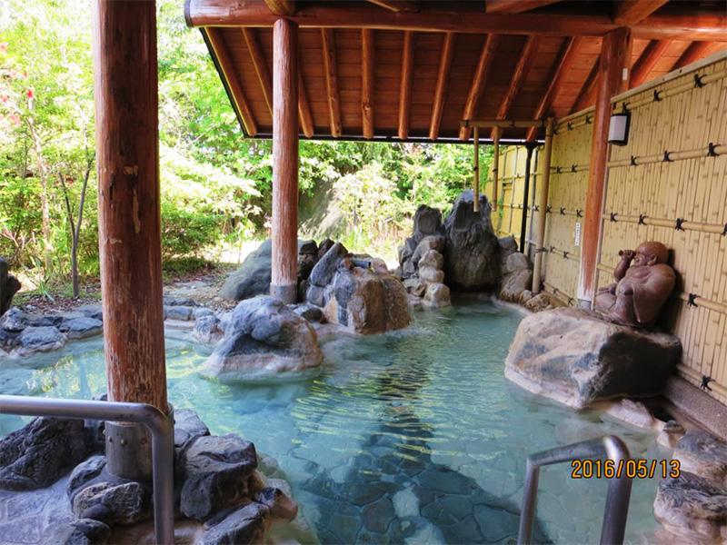 【五條リバーサイド温泉】世界遺産吉野・熊野・高野の玄関口に位置する天然温泉