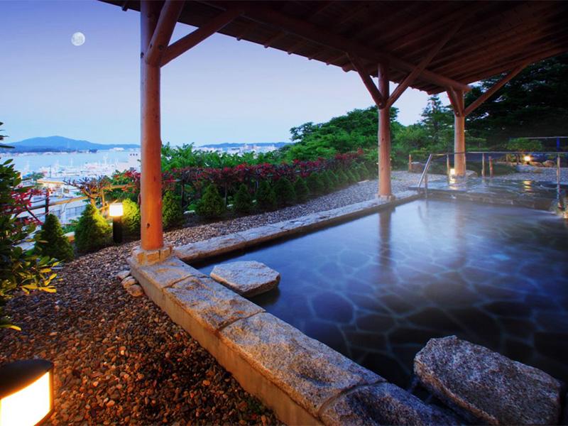 【気仙沼温泉】三陸海岸随一の浮遊浴ができる温泉