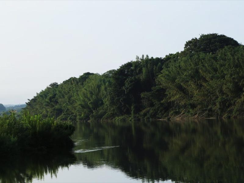 【奥矢作峡 笹戸温泉】室町時代より知られる県下最古の温泉
