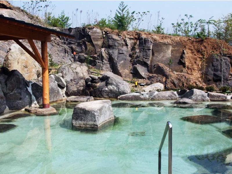 【臼杵温泉】キリシタン大名・大友宗麟のお膝元に湧く天然温泉