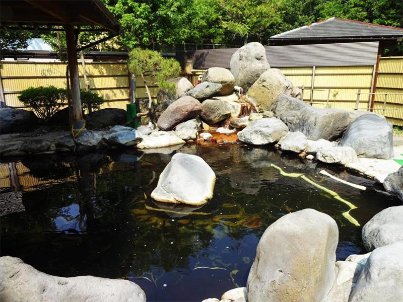 【喜連川温泉】江戸時代の城下町に湧く「日本三大美肌の湯」