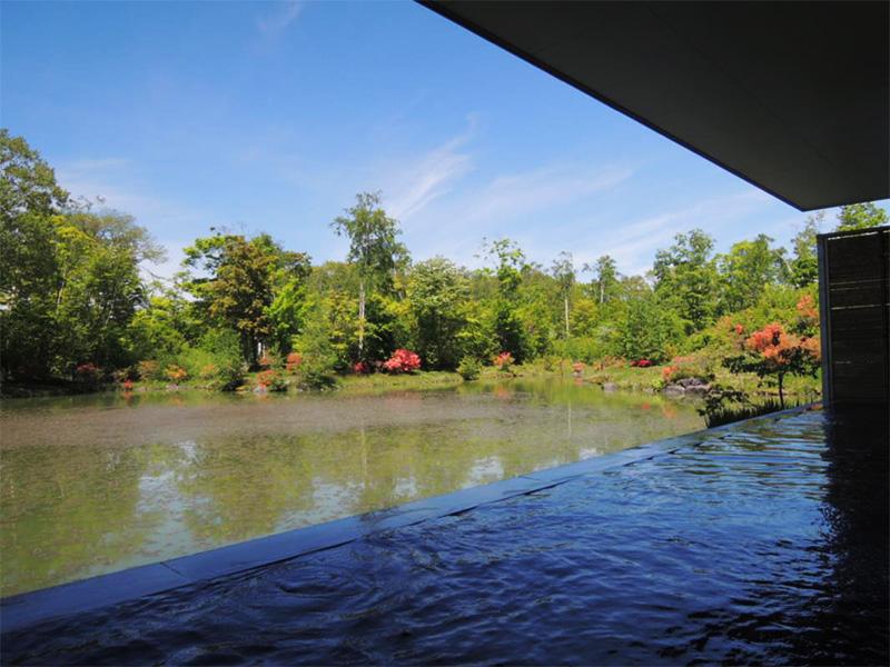 【西大沼温泉】大沼の大自然豊かな地に湧く良質な温泉