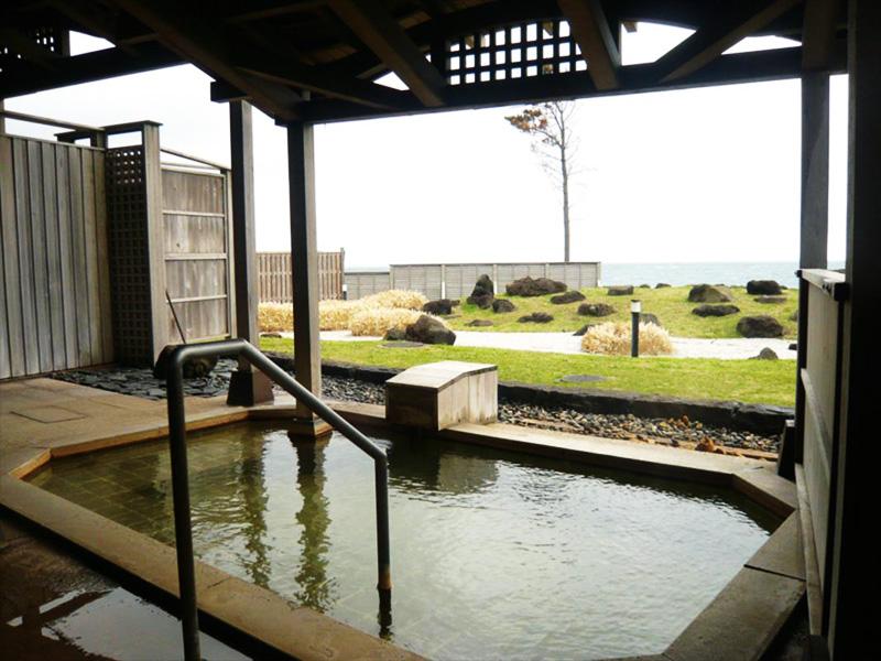 【金ヶ崎温泉】ナマハゲの里男鹿市に湧く良質の温泉