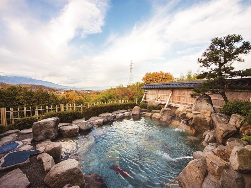 【下條温泉】長野最南端、南信州の歴史ある村に湧く温泉