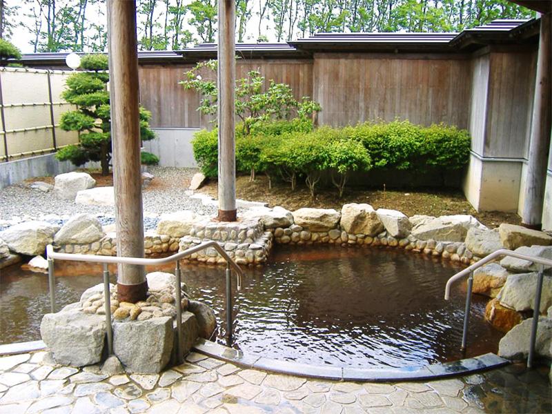 【南幌温泉】札幌からのアクセスも良く、ゆったりと温泉が楽しめる