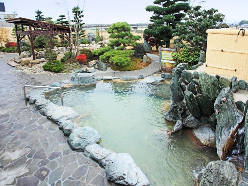 【佐賀大和温泉】多くの湯治客も訪れる効能豊かな天然炭酸泉