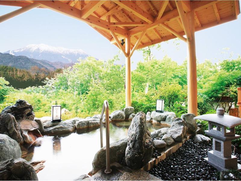 【木曽御岳温泉】木曽駒ヶ岳の風を感じてリフレッシュ