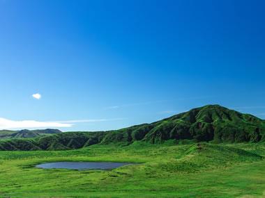 【阿蘇温泉】雄大な自然美と阿蘇の良質な温泉が自慢