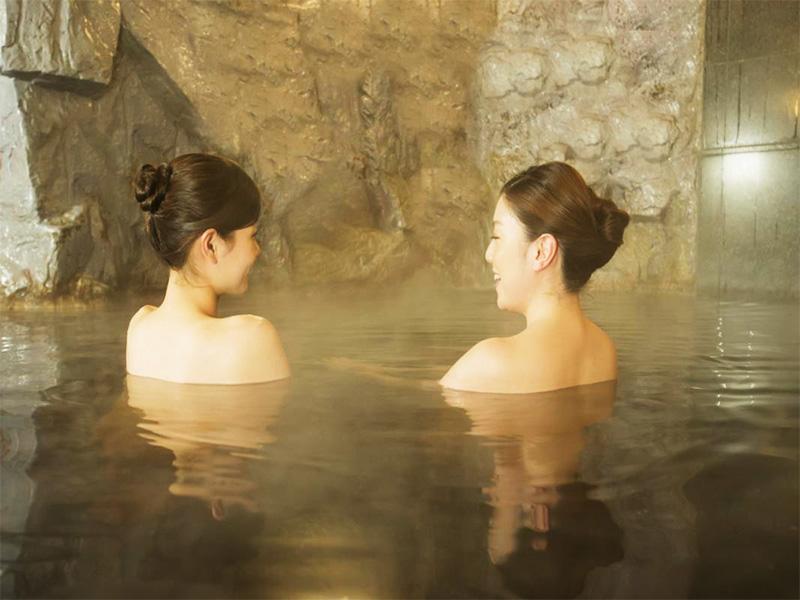 【旭川温泉】気軽に天然温泉を楽しめるアクセスも便利な駅前温泉