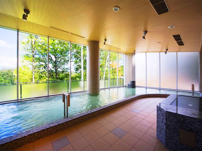 【富良野温泉】TVや映画の撮影でも有名な風光明媚な温泉地