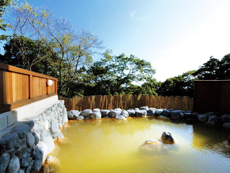 【清里高原 KEEP温泉】清里の大自然が育んだ味わいと良泉を満喫