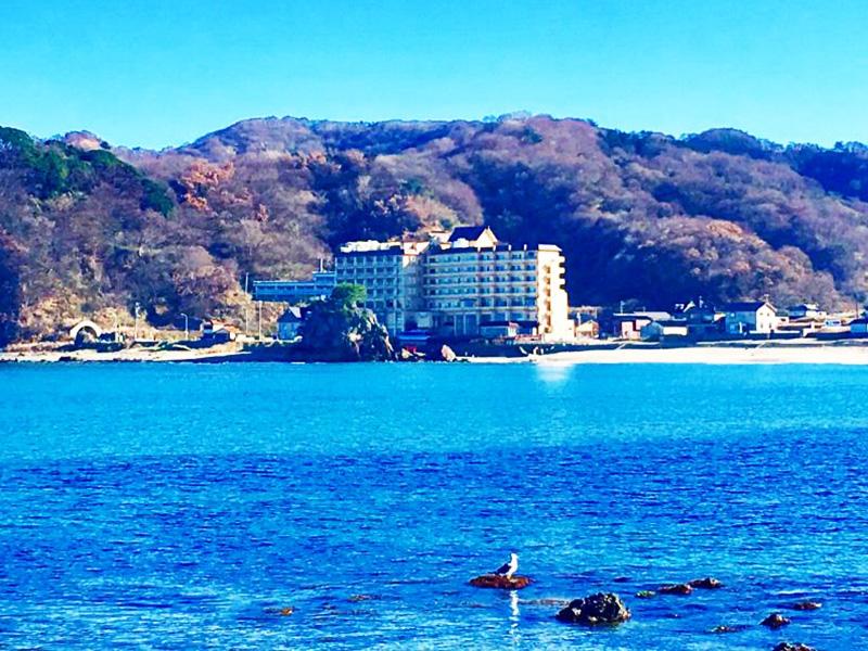【由良温泉】日本の渚100選に選ばれた温泉地