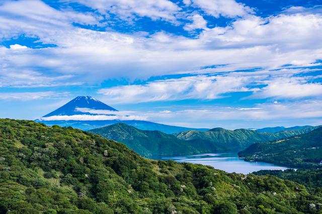 【箱根 芦ノ湯温泉】江戸時代から観光客でにぎわった歴史ある温泉地