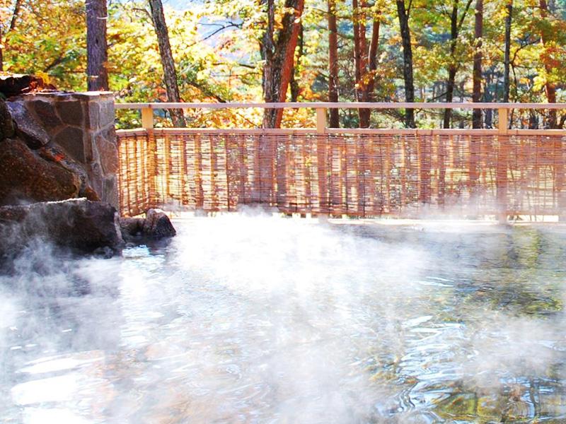 【大町・籠川渓雲温泉】黒部ダムに長野県側からいちばん近いリゾートホテル