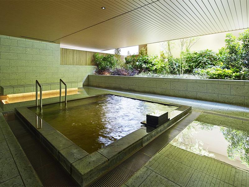 【柏の葉キャンパスシティ温泉】アクセス至便の再開発地域に湧く天然温泉
