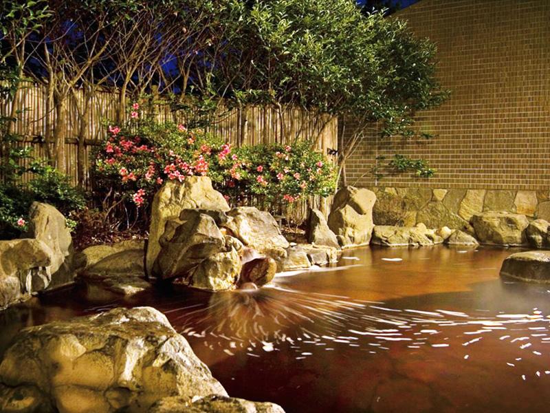 【はまなす温泉】地下約1300m、太古の湯に心も潤う