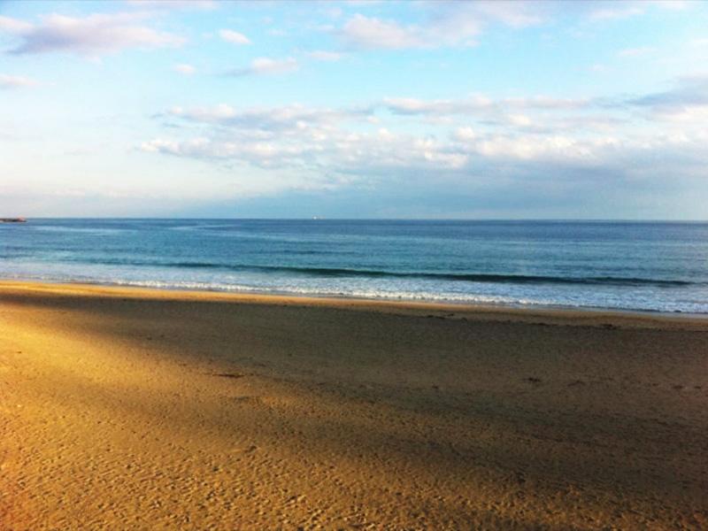 【御宿天然温泉】優しい湯と太平洋の波の音に癒される