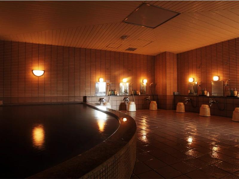 【帯広駅前温泉】帯広駅前に湧く天然モール泉の美肌の湯