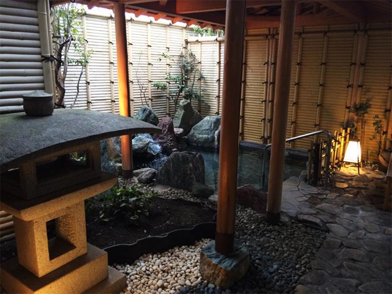 【信州いいじま温泉】江戸時代から陣屋が置かれていた飯島町