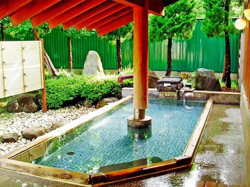 【角館温泉】豊富な湯量と効能が嬉しい癒しの湯