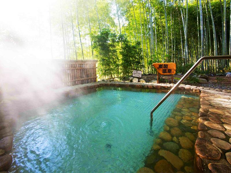 【こうでら温泉】姫路市郊外に湧く2種類の源泉
