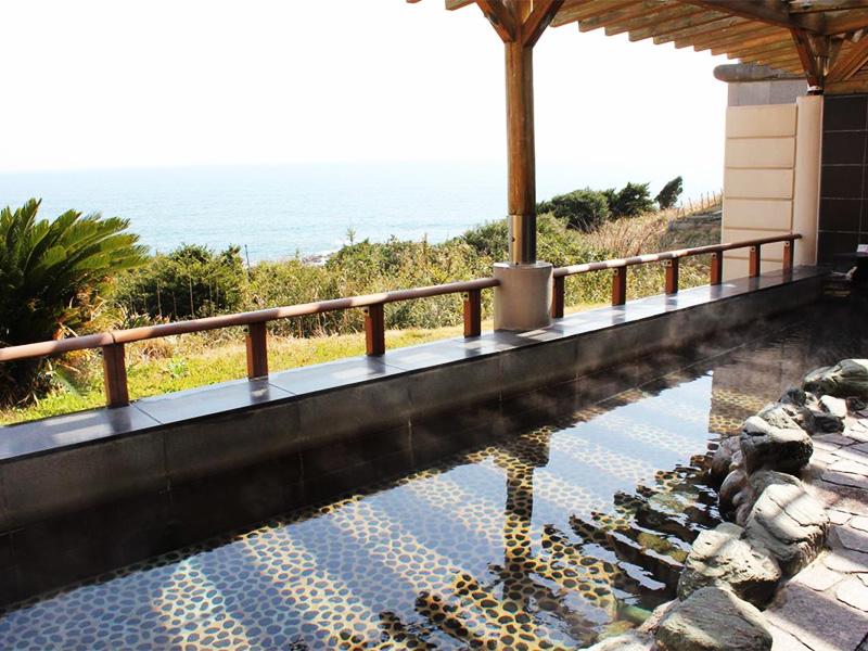 【いそざき温泉】太平洋を一望できる絶景の天然温泉