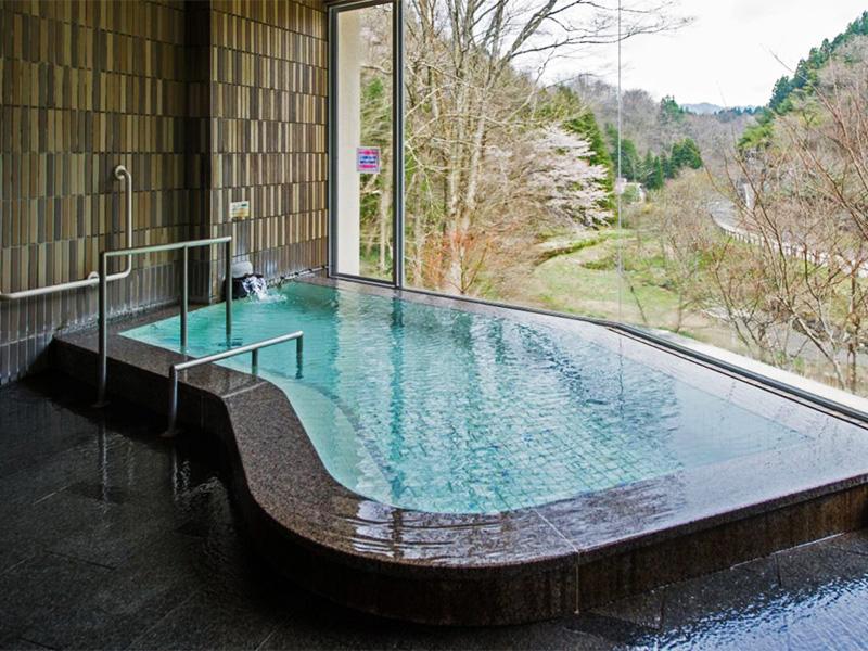 【斐乃上温泉】「日本三大美肌の湯」の名湯
