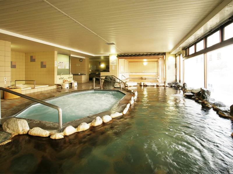 【佐久一萬里温泉】11種類もの湯殿が楽しい一軒宿温泉地