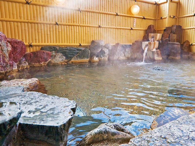 【りんりんパークー温泉】お遍路さんの立ち寄り湯としても愛される総合温泉レジャー