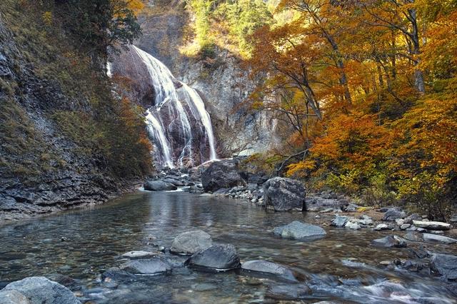 【滑川温泉】250年もの長い歴史を持つ山中の湯治場