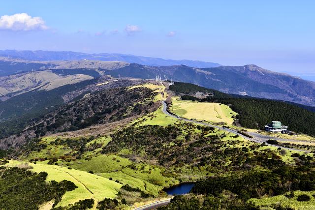 【大室温泉】芸術と大自然に出会える、伊豆高原の温泉