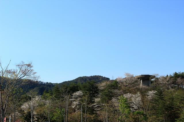 【金矢温泉】100ヘクタールの広大な公園内にある温泉地