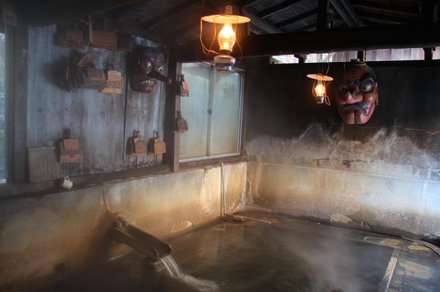 【北温泉】映画のロケ地にもなった、栃木県奥那須の秘湯