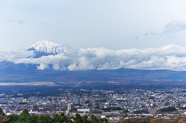 【御殿場東田中温泉】アクセス抜群!富士山麓のリゾート施設