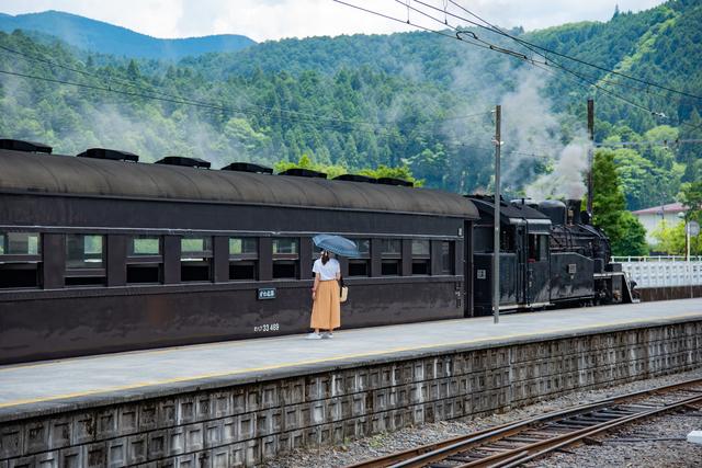 【千頭温泉】SLで人気の大井川鐵道に乗って、新しい美肌の湯へ