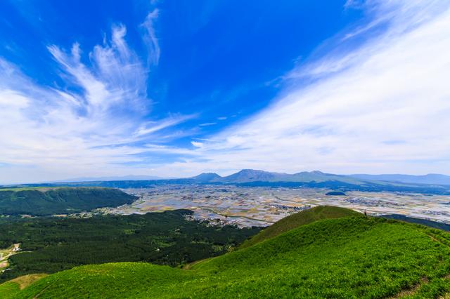 【湯の谷温泉】昭和天皇も3度訪れた、阿蘇最高所に湧く温泉
