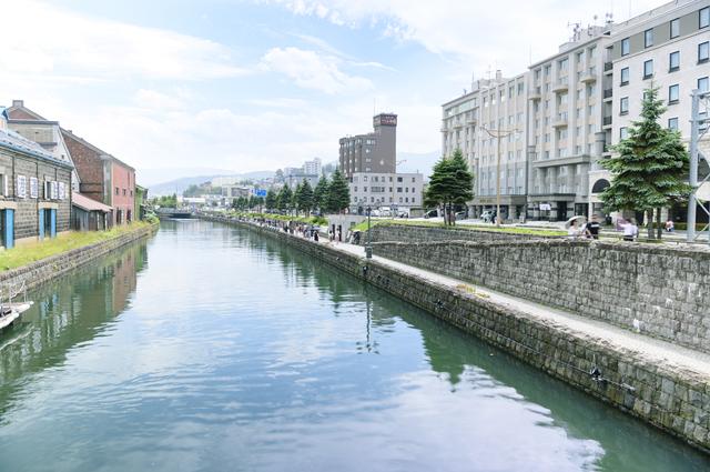 【小樽運河の湯】北の商都の光景を眺めながら入る源泉
