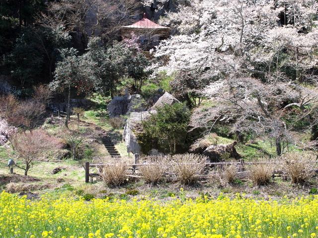 【芦野温泉】2種の自家源泉が湧く自然の中の温泉地