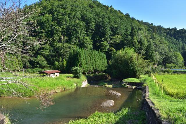 【ひよし温泉】人気レジャースポットのダムの下で入る天然温泉