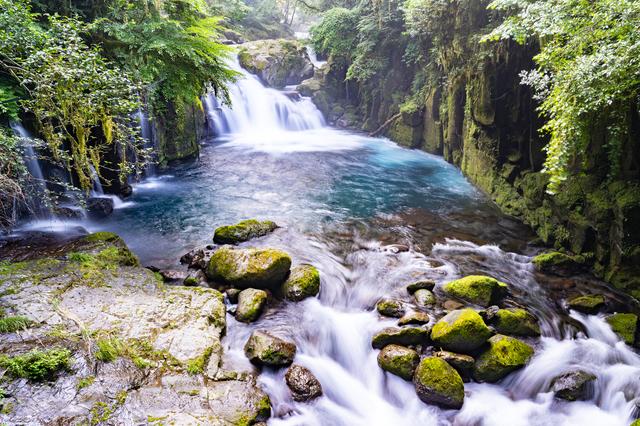 【七城温泉】古の豪族が築いた七つの城郭に湧く温泉