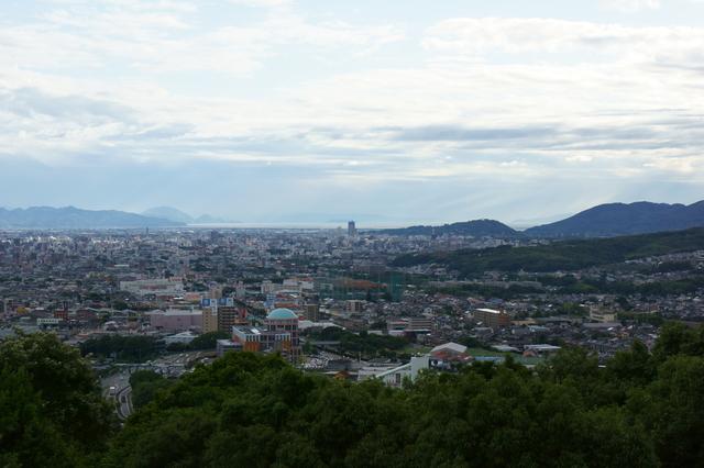 【託麻温泉】百万ドルの夜景の街を一望できる温泉地