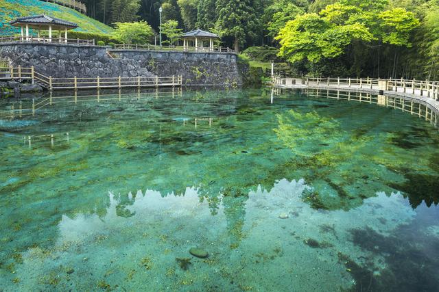 【吉松温泉郷】豊富な湧き水に恵まれた町で入る、全国屈指のモール泉