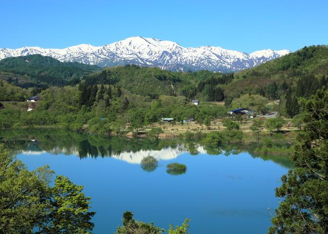 【白川温泉(山形)】自家製どぶろくと郷土料理、眺望に優れた温泉地