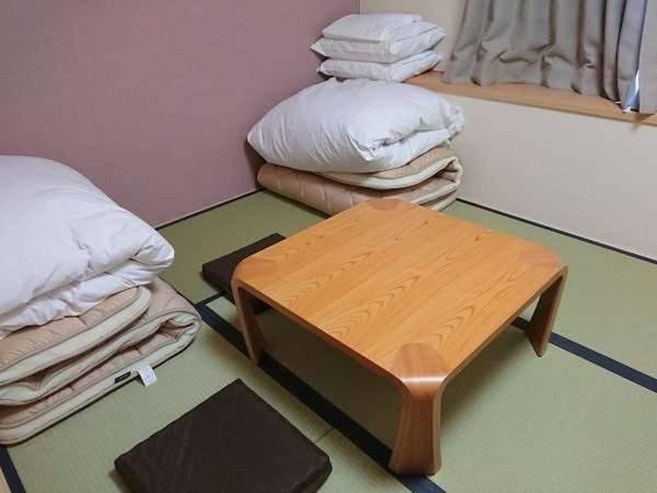 《禁煙》和室6畳/一例