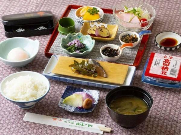 季節の御膳/一泊朝食/一例