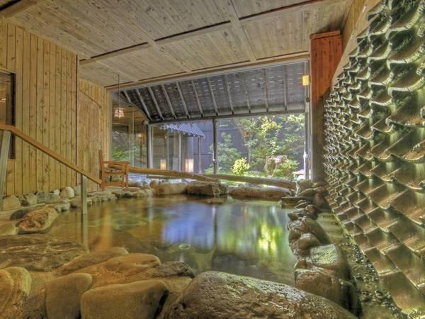 温泉大浴場 湯くら 壱の湯