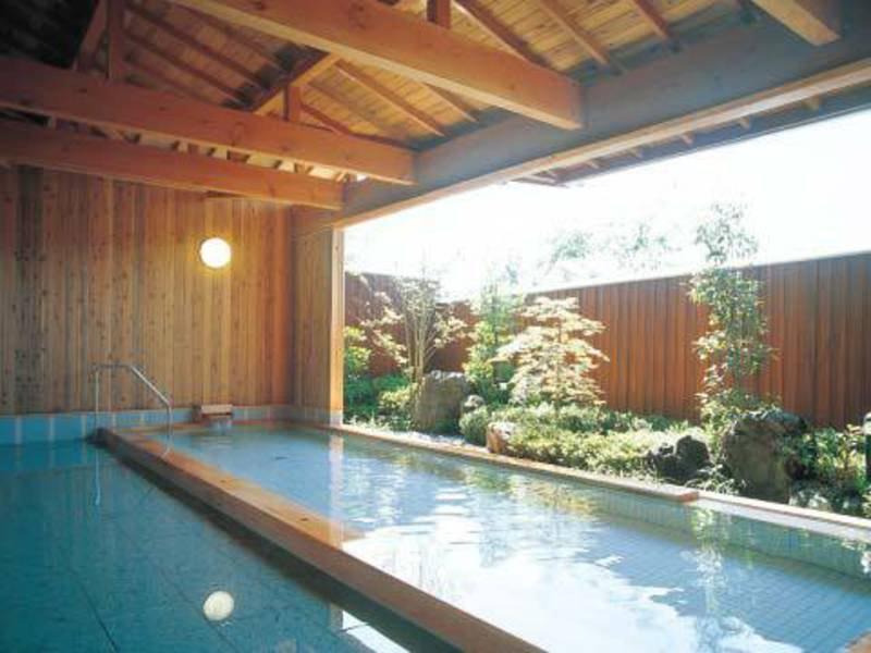 バーデン温泉/野天風呂