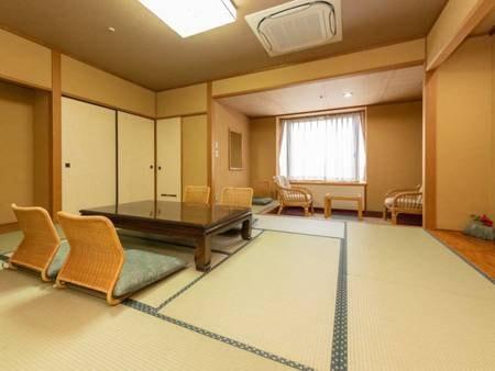 《禁煙》和室【バス付客室】姫川側/一例